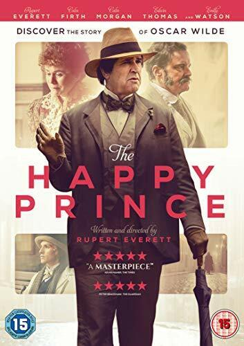 The Happy Prince [DVD] [2018] [DVD][Region 2]