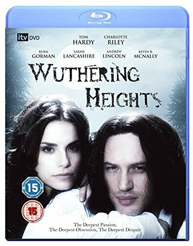 Wuthering Heights [Blu-ray] [DVD][Region 2]