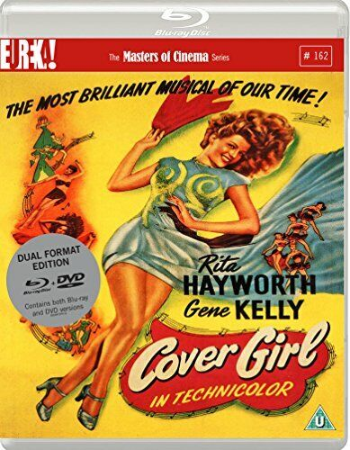 Cover Girl (Masters Of Cinema) (Dual Format) (Blu-ray and DVD)[Region 2]