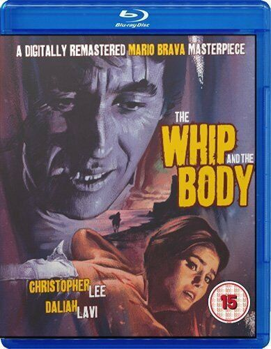 The Whip And The Body [Blu-ray] [DVD][Region 2]