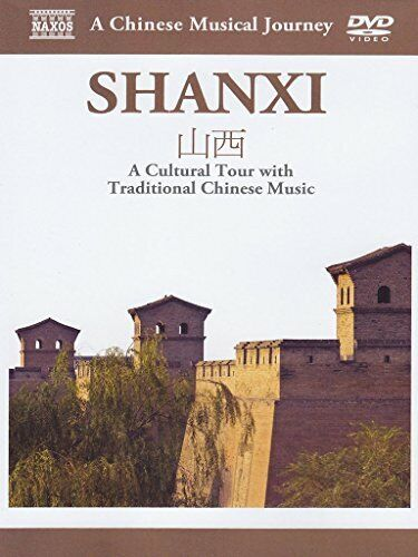 Travelogue Shanxi (A Cultural Tour With Traditional Chinese Music)[Region 2]
