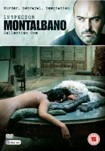 Inspector Montalbano: Collection One (2 Disc) [DVD][Region 2]
