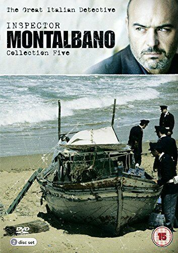 Inspector Montalbano: Collection Five [DVD][Region 2]