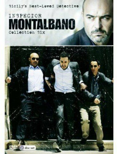 Inspector Montalbano Collection Six [DVD][Region 2]