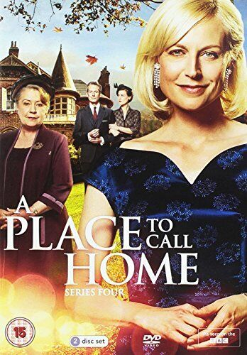A Place to Call Home - Series 4 [DVD][Region 2]
