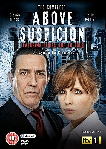 Above Suspicion - The Complete Series One to Four [DVD][Region 2]