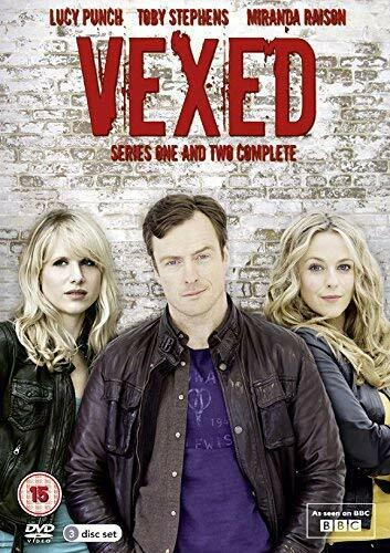 Complete Vexed Series One and Two [DVD][Region 2]