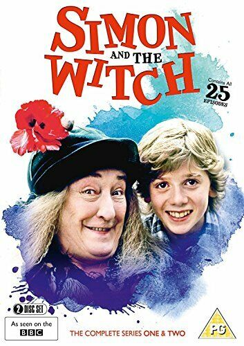Simon and The Witch - Series One and Two (25 episodes) (BBC) [DVD][Region 2]