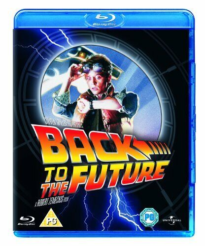 Back to the Future [Blu-ray] [DVD][Region 2]