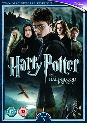 Harry Potter and the Half Blood Prince (2016Edition Plus Digital Download] [DVD]