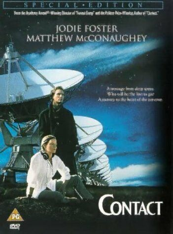 Contact (Special Edition) [1997] [DVD][Region 2]