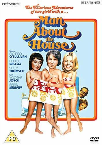 MAN ABOUT THE HOUSE [DVD][Region 2]