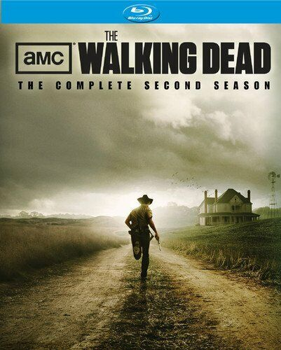 The Walking Dead Complete Season Series 2 TV Show Blu-Ray Box Set NEW Zombies