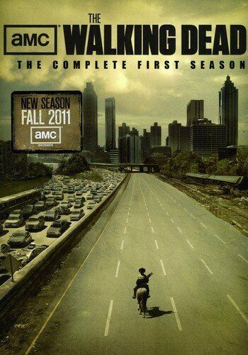 The Walking Dead Complete Season Series 1 TV Show Blu-Ray Box Set NEW Zombies