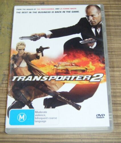 Pre Owned DVD - The Transporter 2 [B6]