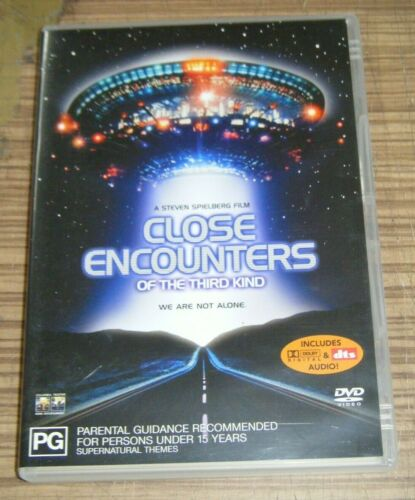Pre Owned DVD - Close Encounters of the Third Kind [B6]
