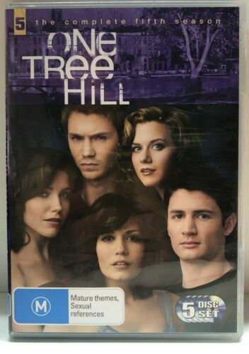 One Tree Hill : Season 5 - DVD - Free AusPost with Tracking