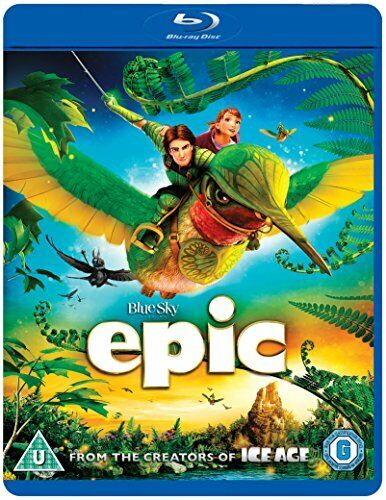 Epic [Blu-ray] [DVD][Region 2]