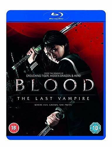 Blood: The Last Vampire [Blu-ray] [DVD][Region 2]
