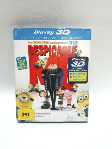 Despicable Me 2010 Blu-ray