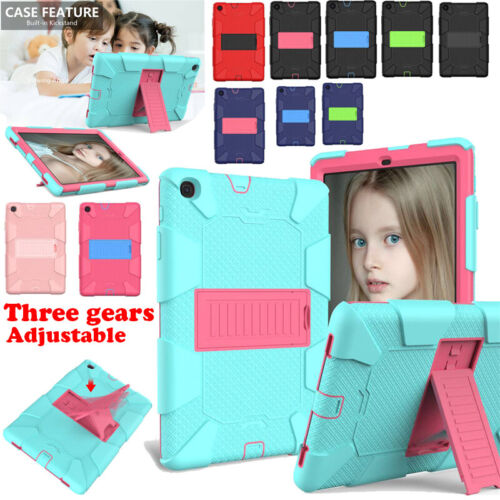 For Samsung Galaxy Tab A 10.1 T510 T515 Kids Shockproof Case Hybrid Cover Stand