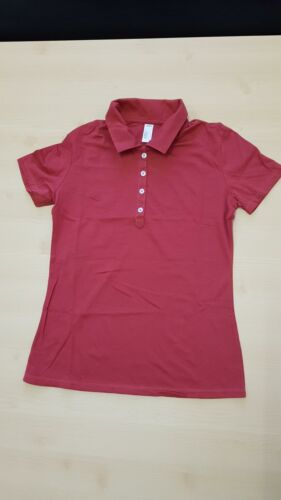 Women's Organic Cotton Polo Shirt - Australian Made - $2 to Wildlife Shelter