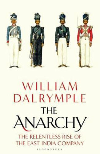 NEW The Anarchy By William Dalrymple Paperback Free Shipping