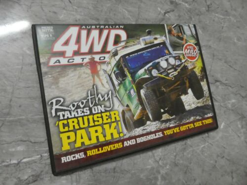 4WD action Australian #  180, Roothy Takes on Cruiser Park, LD7