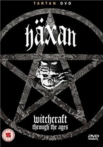 HAXAN - WITCHCRAFT THROUGH THE AGES [DVD][Region 2]