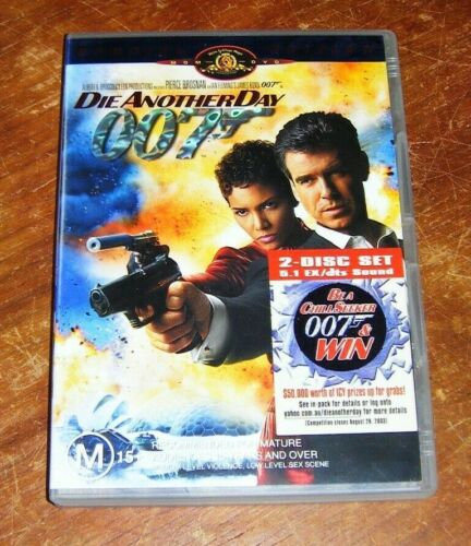Pre-Owned DVD - 007: Die Another Day [B8]