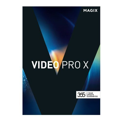 NEW Magix Video Pro X Video Editing Commercial PC Electronic Delivery