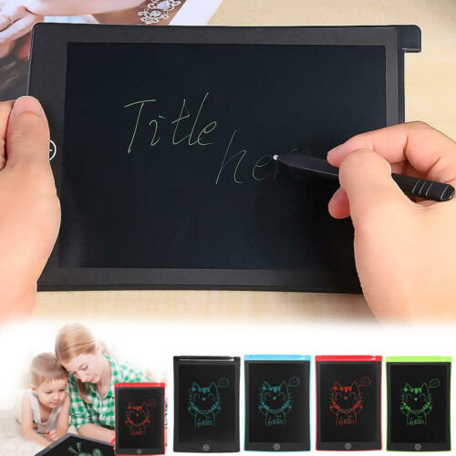 """8.5"""" Electronic LCD Memo Graphic Drawing Tablet Writing Pad Painting Board Reade"""