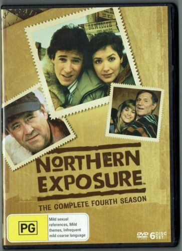 Northern Exposure The Complete Fourth Season (6 DVD Set) - R4