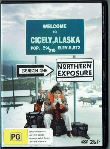 Northern Exposure The Complete First Season (2 DVD Set) - R4