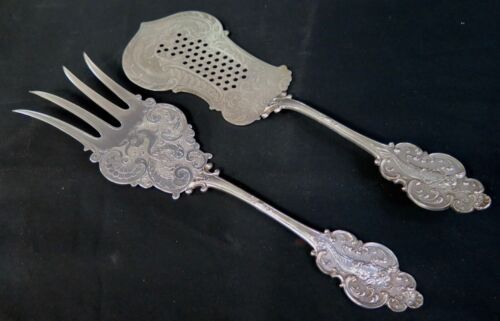 Vintage Late 19th Century WMF Serving Utensils