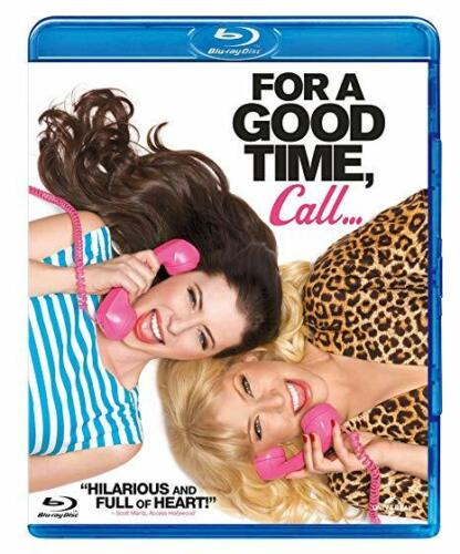 For A Good Time, Call... [Blu-ray] [DVD][Region 2]