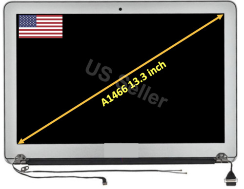 New Macbook air 13'' full screen assembly A1466 2013 2014 2015 2016 2017 LCD AAA