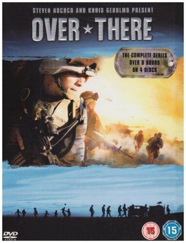 Over There: The Complete Series [DVD][Region 2]