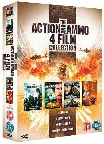 The Action And Ammo Collection [DVD][Region 2]