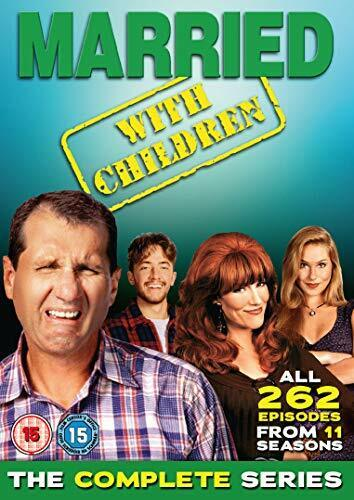 Married With Children - The Complete Series [DVD][Region 2]