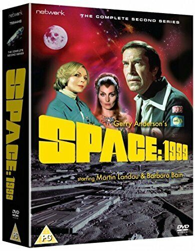 Space: 1999 - The Complete Second Series [DVD][Region 2]