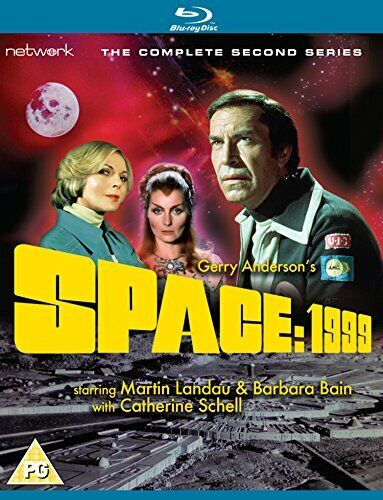 Space: 1999 - The Complete Second Series [Blu-ray] [DVD][Region 2]