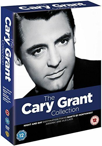 The Cary Grant Signature Collection (2011) [DVD] [1944][Region 2]