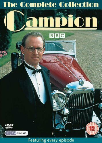 Campion: The Complete Collection [1989] [DVD][Region 2]