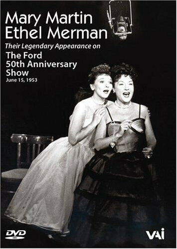 Mary Martin and Ethel Merman  the Ford 50th Anniversary Sho [1953] [DVD]