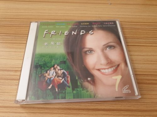 Friends Season 7 Episodes 5-8 Video CD - 2 Disc Chinese Sub