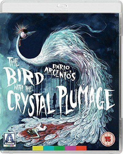 The Bird With The Crystal Plumage [Blu-ray] [DVD][Region 2]