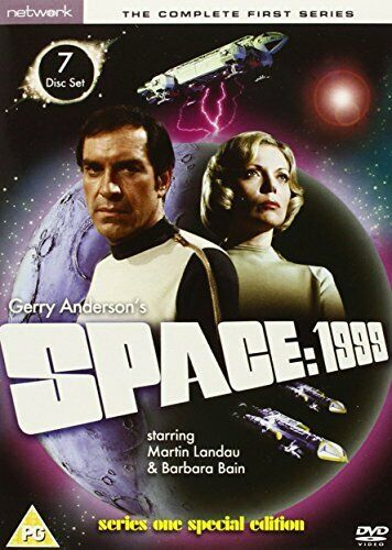 Space: 1999 - The Complete First Series [DVD] [1975][Region 2]