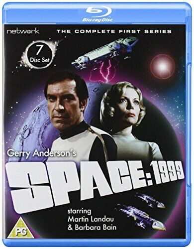 Space 1999 - The Complete First Series [Blu-ray] [1975] [DVD][Region 2]