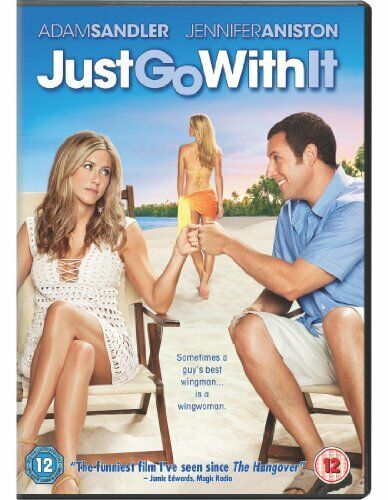 Just Go With It [DVD] [2011] [DVD][Region 2]